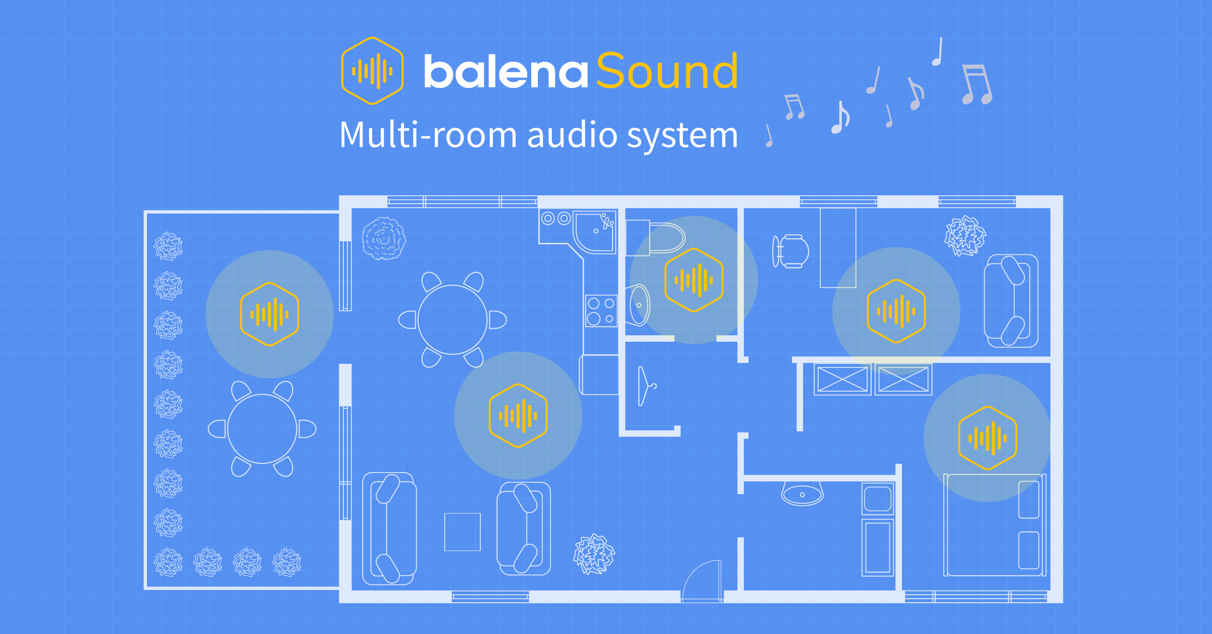 Build your own multi-room audio system with Bluetooth, Airplay, and Spotify using Raspberry Pis